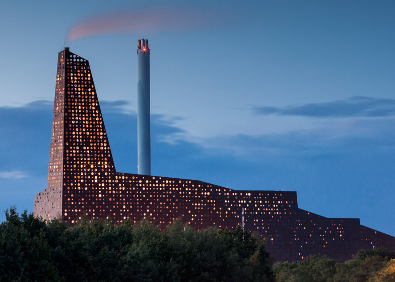 Planta de valorización energética de residuos