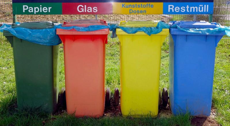 Ranking de la OCDE de los países con mayores tasas de reciclaje
