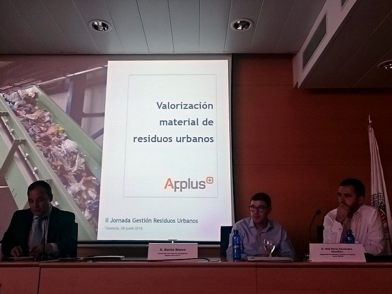 La UPV celebró una jornada sobre gestión de residuos urbanos
