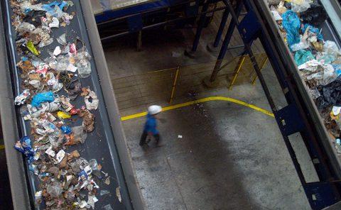 Gestión de residuos y empleo