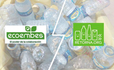 Entrevista a Ecoembes y Retorna sobre la gestión de los residuos de envases
