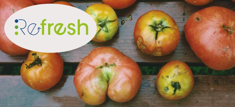 Proyecto REFRESH contra el despilfarro alimentario en Europa