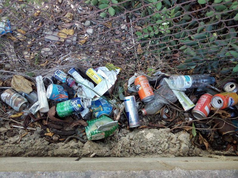 Las campañas actuales no impiden el abandono de residuos