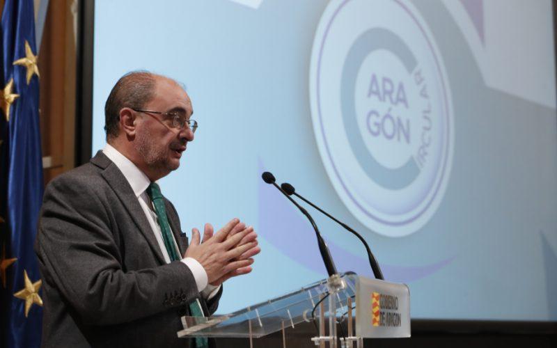 Presentada la estrategia de economía circular de Aragón