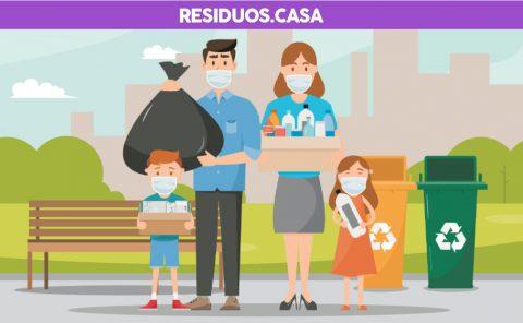 pesa tus residuos en casa