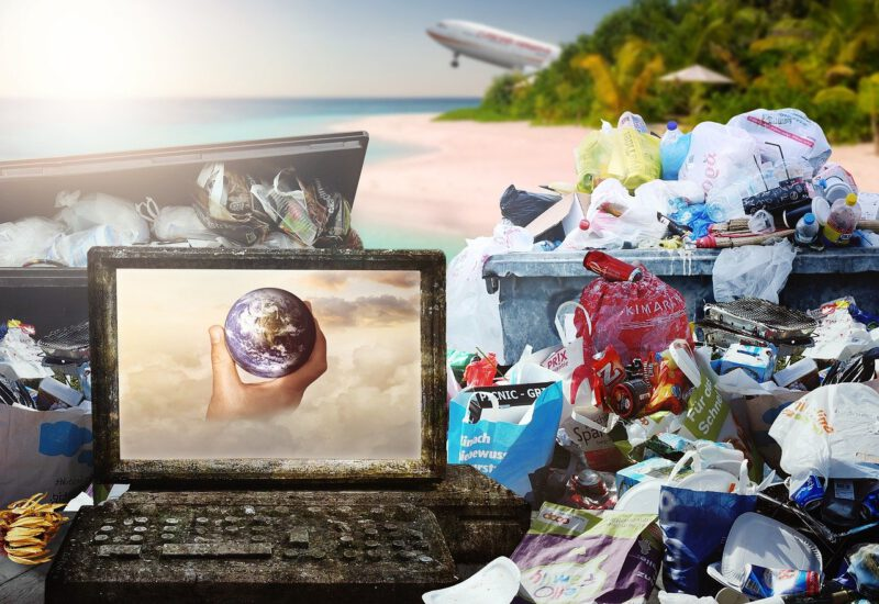 Los residuos en la nueva ley del clima española